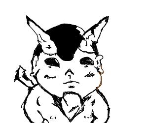 Super Cute Demon Drawception