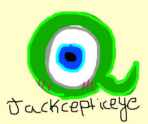 Jackcepticeye (eye logo guy)