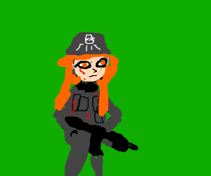Splatoon with an M rating