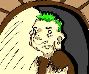 Gremblo the bridge troll