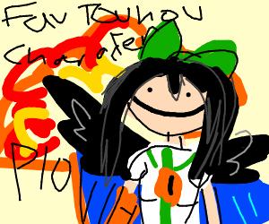 Favorite Touhou character, PIO!