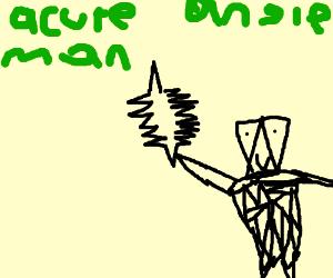 Acute Angle Knight