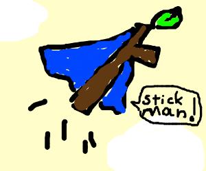 a stickman picture