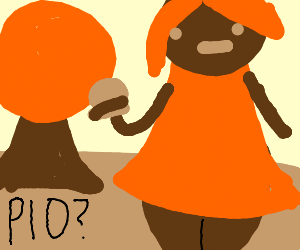 Janbreur girl ate all the krabby patties (PIO)