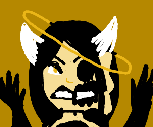 Alice Angel (Bendy and the Ink Machine)