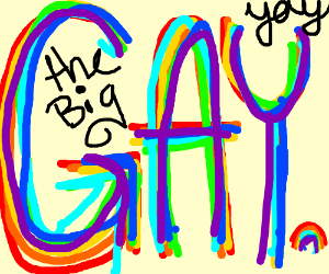 The big gay