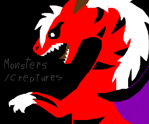 Monsters/Creatures