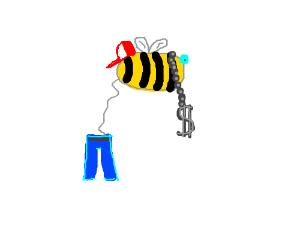 Thug bee