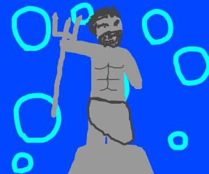 Statue of Poseidon