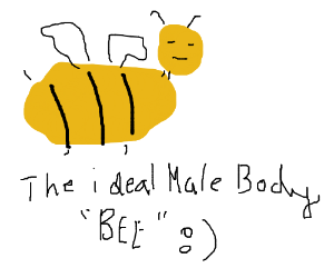 The Ideal Male Body