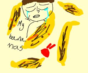 mouldy bananananananas
