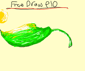 Free draw PIO(Pass it on)