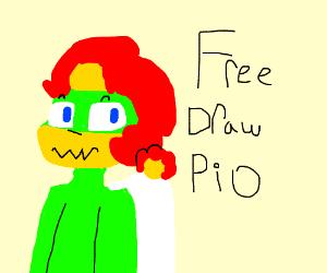 Free draw PIO (Pass It On)