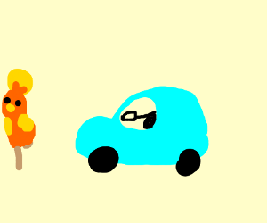 ToRcHIc with a cAR