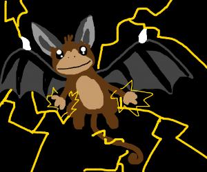 electric monkey bat