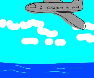 In the Aeroplane Over the Sea