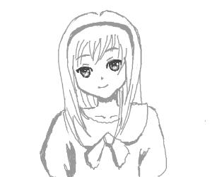 anime chick