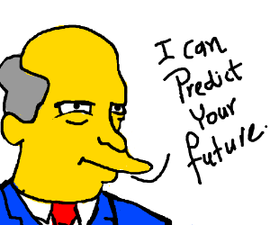 superintendent Chalmers has psychic powers like all Uticans