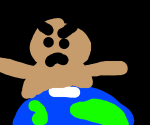 Globglobgabgalab rules the earth