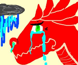 Saddest Dragon