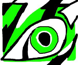 neon green jackal
