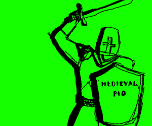 Medieval Pass It On (P.I.O.)