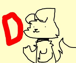 D is for Doggo