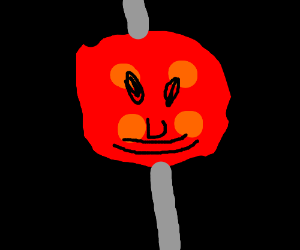 Sassy button
