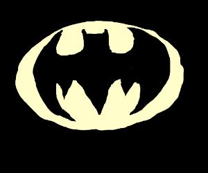 Bat Man signal
