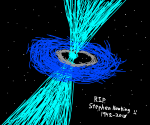 R.I.P Stephen Hawking