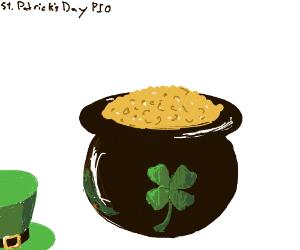St Patrick's Day PIO