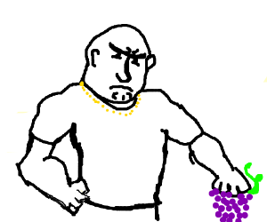UBettrBSorry4MakinMeCThs. (grapes n FgtSpnr)