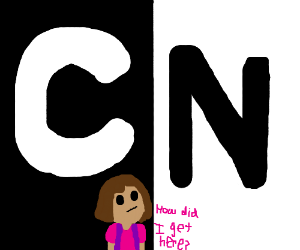 dora explores cartoon network