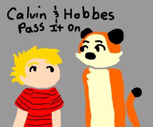 Calvin & Hobbes PIO