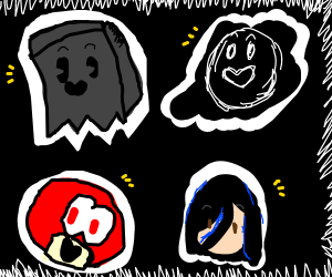 spooky famsquad