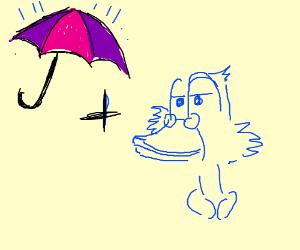 Umbrella Scrooge