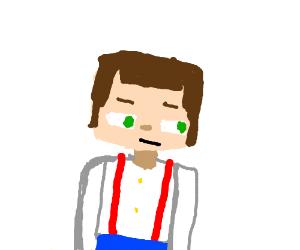 Jesse Minecraft Story Mode Drawception