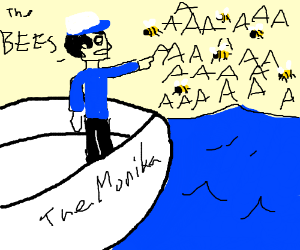 Captain of the Ship sees BEES