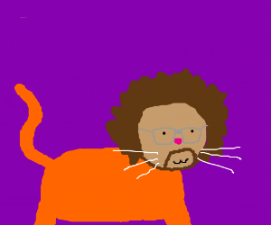 If Redfoo was a fab cat
