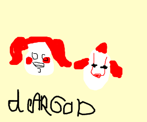 Pennywise And Circus Baby (FNAF)