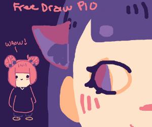 Free Draw PIO - Canyon Sunset Edition