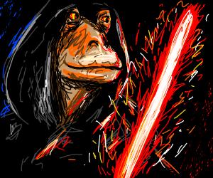 Star Wars: The Jar Jar Fights Back