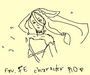 Favorite Fire Emblem character PIO