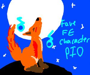 fav. FE character pio