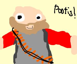 Pootis (Hoovy team fortress 2)