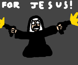 Nuns with guns PIO
