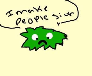 A self aware bacteria