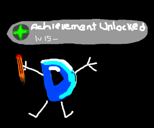 I reached level 15