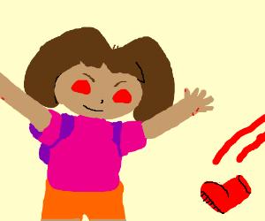 Dora the evil explorer