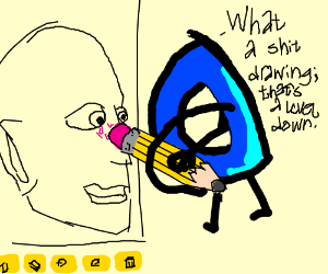 Drawception cant take away my levels